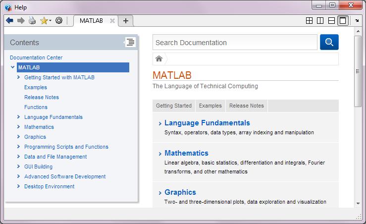 MATLAB et Octave - 1  Notions de base